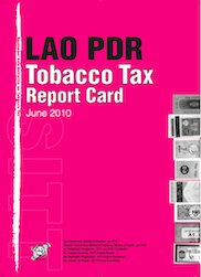 Laos tax report